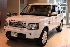 2013 Land Rover LR4 HSE AWD