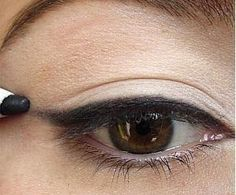 for further steps refer: http://www.forevergrace.org/daily-eye-make-up/