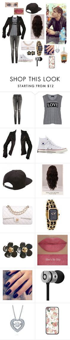 """Signing Autographs with Dean Ambrose"" by kambrose85 ❤ liked on Polyvore featuring CENA, Citizens of Humanity, Carmakoma, Balenciaga, Converse, Vans, WigYouUp, Chanel, Lottie and Beats by Dr. Dre"