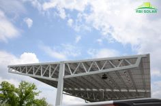 RBI Solar Carports - Proudly made in USA