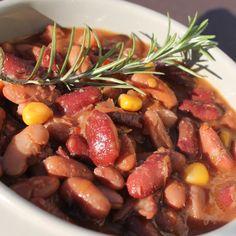 Haricots rouges cuisson vapeur