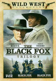 The Black Fox Trilogy (USA, 1995-)