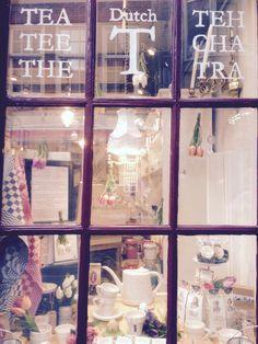 Tea Shop-Amsterdam