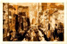 "Saatchi Art Artist ACQUA LUNA; Photography, ""69-World STREETS. New York V - Limited Edition 1 of 9"" #art World Street, Street Art, Original Artwork, Original Paintings, Art World, Artwork Online, Photo Art, The Good Place, Saatchi Art"