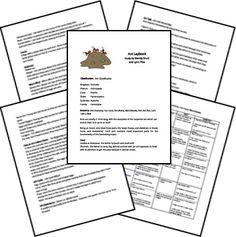 Free Ant Unit Study & Lapbook
