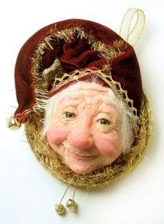 Victorian trading Co. - www.victoriantradingco.com - Jacqueline Kent's Elderly Elves