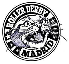 ROLLER DERBY MADRID LOGO