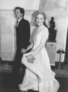 "Meryl Streep and Don Gummer: ... ""The marriage is the best thing that has happened to me. No, not the marriage, Don"" - Meryl talking about Don in 1982 <3 <3"