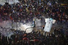 Bạo loạn bùng lên ở Argentina sau thất bại bóng đá - 365 NEWS WORLD