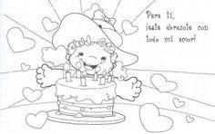 En un rincón de mi aula de Infantil: Cumpleaños