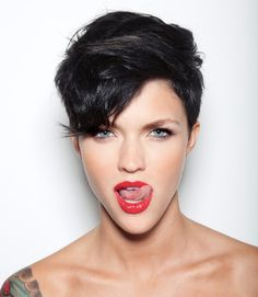 Ruby Rose Set to Shake Things Up With Vauseman On Orange Is The ...