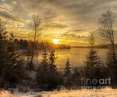 Norway Hedmark Photograph by Rose-Maries Pictures - Norway Hedmark Fine Art Prints and Posters for Sale