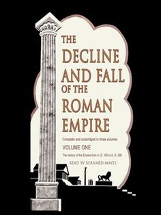 Listen to The Decline and Fall of the Roman Empire, Volume 2 audiobook by Edward Gibbon. Published on by Blackstone Audio, Inc. History Of Literature, Juliet Stevenson, Pax Romana, Long Books, British Accent, Roman History, Roman Empire, Ancient History
