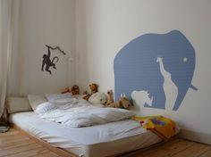 Kinderzimmer von Sommerflieder