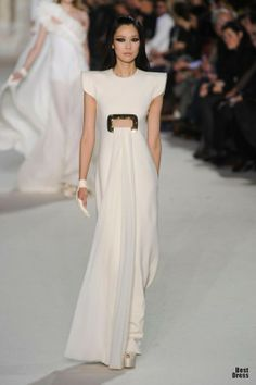 Stephane Rolland HOUTE COUTURE 2012 Stephane Rolland High Fashion Haute Couture featured fashion השרוולים!!