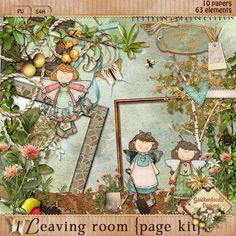Leaving Room {Page Kit}