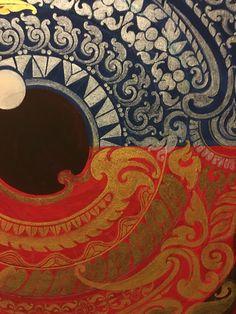 New collection!  #สิทธิโชคก้อนนาค #sittichokekornnark #sittichoke #sittichokeart@live.com #จิตรกรไทย #thaiartist  #ศิลปินไทย #thaiart #fineart #finearts #contemporarythaiart #contemporaryart #thailand #artofthailand #artoftheday #todayart #arttoday #artist #internationalart #asean #chinese #followme #fourvisions #thaicontemporaryart  #thaicontemporary #homedecor #abstractart #instagram #instagramers #photooftheday