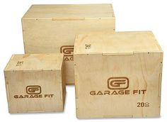 Plyo Box: How to build a box jump - Garage Gym Builder