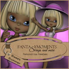 Poser Tubes Freebie | Poser Tubes Cookie Forest Fairy | Poser Tubes
