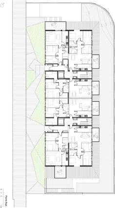 30 social dwellings in Gavà, Barcelona/ PICH-AGUILERA ARQUITECTOS