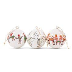 Joulupallo Lotta ornaments