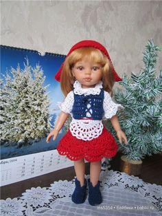 Мы любим шляпки... / Одежда и обувь для кукол - своими руками и не только / Бэйбики. Куклы фото. Одежда для кукол