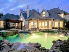 House in Georgia, beautiful