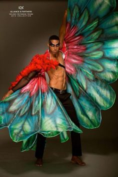 Trinidad Costume 2 Trinidad Costume 2 Best Picture For . Carnival Outfits, Carnival Costumes, Diy Costumes, Male Costumes, Trinidad Carnival, Caribbean Carnival, Fashion Show, Fashion Outfits, Theatre Costumes