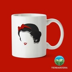 #Blancanieves es la primera princesa de  nuestra colección #disneyprincess  Regala con actitud #Yerbabuena esta navidad.  Realiza tu pedido por privado o escríbenos 04147069513  #Yerbabuena  #merida #princess #disneyvenezuela #hechoenmerida #hechoenvenezuela #mug # #SanCristobal #disney #snowwhite #venezuela #handmade #emprendedoresmerideños #taza #navidad #regalo #gift #laparroquiamerida