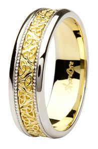 Now where to find this? Mens Celtic Knot Wedding Ring