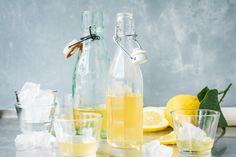 Try Lemon syrup by FOOBY now. Or discover other delicious recipes from our category Drinks. Lemon Syrup, Food Trends, Lactose Free, Food Print, Yummy Food, Delicious Recipes, Drinks, Kitchen, Drink Recipes