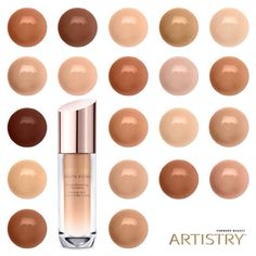 #Artistry #skin #skincare #foundation #seasons #makeup #beauty