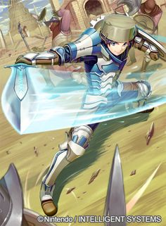 Donnel - Fire Emblem