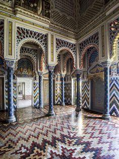 Alessio Guarino · Castle of Sammezzano