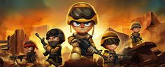 Tiny Troopers 2 disponibile anche per #Android !  http://xantarmob.altervista.org/?p=32521