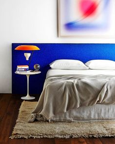 Mirabelle is a clean-lined, modern bedhead design that spans wider than the mattress and sits low to the floor. A queen size width is 2700 and king Modern Bedroom, Bedroom Decor, Bedroom Signs, Decorating Bedrooms, Master Bedrooms, Bedroom Apartment, Bedroom Ideas, Bedhead Design, Ikea Bedroom Storage