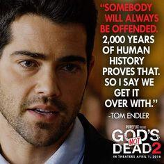 #Godsnotdead God's not Dead 2