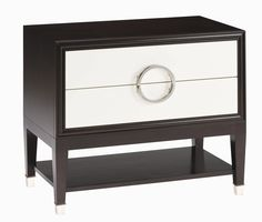 Josephine 1 Drawer Nightstand