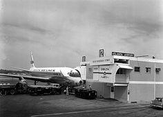 1950's Delta DC-8 jet - Historian: 75 years of expanding horizons for Delta, Atlanta | Delta News Hub