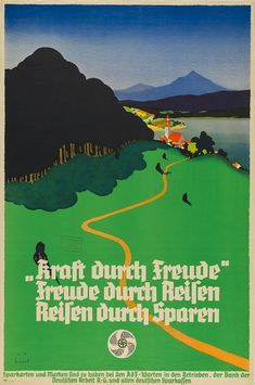 Buy online, view images and see past prices for Original Vintage Jupp Wiertz German Travel Poster. Invaluable is the world's largest marketplace for art, antiques, and collectibles. Berlin Travel, Tourism Poster, Travel And Tourism, Vintage Travel Posters, Zeppelin, World War Ii, 1930s, Germany, The Originals