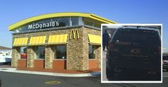 Cop Enters McDonald's For Special Order, Didn't Realize Who Was Behind Him