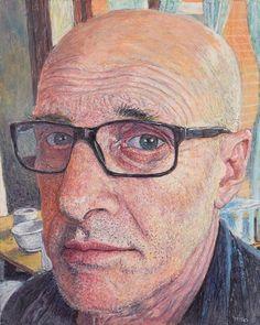 Paul S Miller: Greg (Greg Warburton) :: Archibald Prize 2014 :: Art Gallery NSW