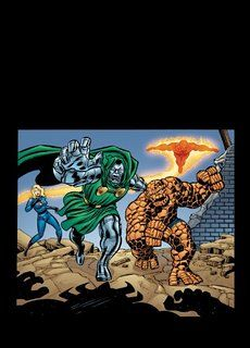 Amazon.com: Essential Fantastic Four, Vol. 5 (Marvel Essentials ...