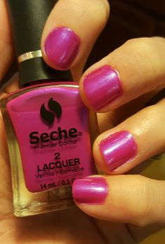How gorgeous is this color from Seche Vite? #intrepid @influenster @SecheNails…