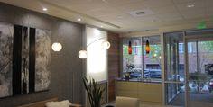 Commercial Interior Design + Decor