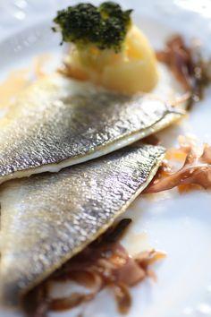 Delicioso filete de pescado