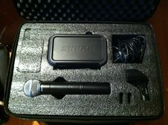 Shure PGX24BETA58 Dynamic Wireless Professional Microphone 042406125512 | eBay