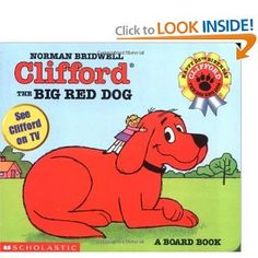 Clifford the Big Red Dog  2ns DRA Level 24