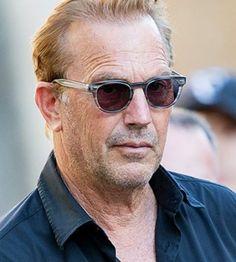6d5bab9da4 Kevin Costner with Oliver Peoples Sheldrake sunglasses Celebrity Sunglasses