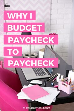 Welcome to my world! I am a paycheck to paycheck budgeter. I am a true believer in zero-based budgeting. In fact, I believe it is one of the main reasons I was able to take control of my financial beast. If most or all of your income is entirely focused on your paychecks, shouldn't your expenses also be focused on your paychecks too? Click to read about why I budget paycheck to paycheck.